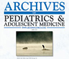 archives pediatrics and adolescent medicine