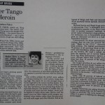 Another Tango With Heroin [New York Newsday, February 18, 1991]