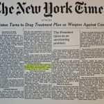 Clinton Turns to Drug Treatment Plan as Weapon Against Crime [February 10, 1994]