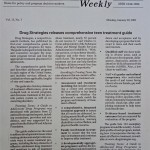 Drug Strategies releases comprehensive teen treatment guid [Alcoholism & Drug Abuse, Monday, January 20, 2003]