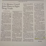 U.S. Mexico Unveil Joint Plans to Fight Drug Trade [Reuters, February 6, 1998]