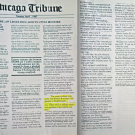 Welfare Law Leaves Drug Addicts Little Recourse [Chicago Tribune, April 1, 1997]