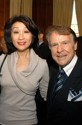 connie chung, paul perito