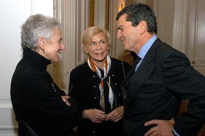 jane silver, dr. joyce lowinson, dr. mitchell rosenthal