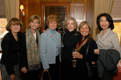 jean rather, dolores eyler, judy dawkins, mathea falco, etc