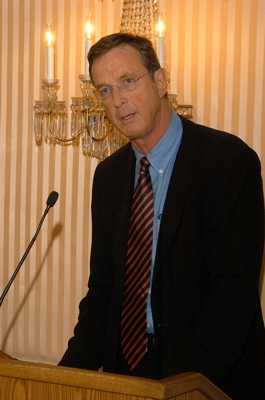 michael crichton, author