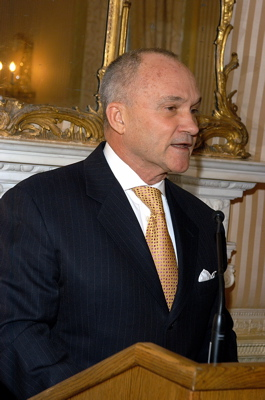 ray kelly, new york city police commissioner