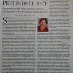 The Drug that Pretends It Isn't [Newsweek, April 10, 2000]